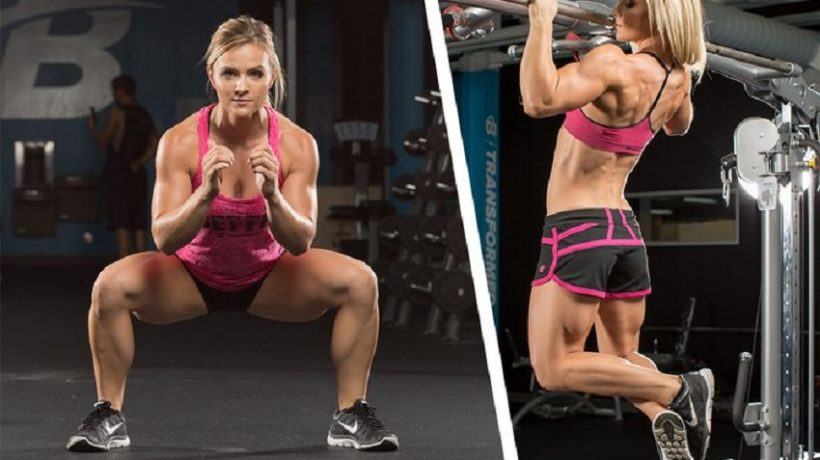 How to gain muscle mass for skinny females? (5 Days Healthy diets)